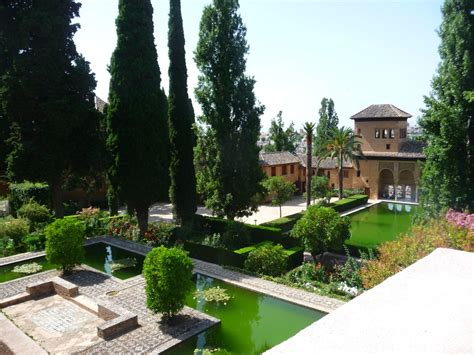 Alhambra, Really Fascinating Palace And Hunted By Foreign