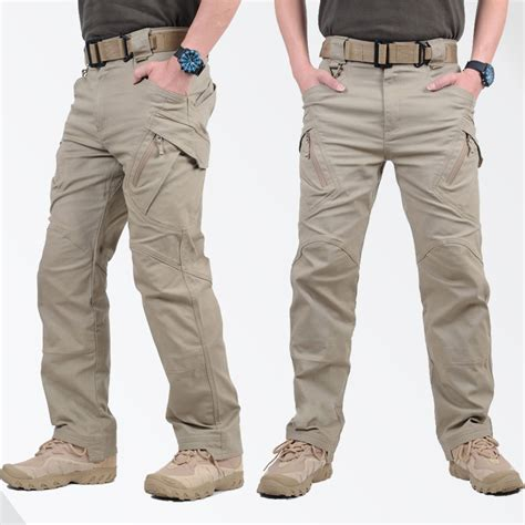 Celana Balckhawk ix9 tactical combat trousers swat army cargo for
