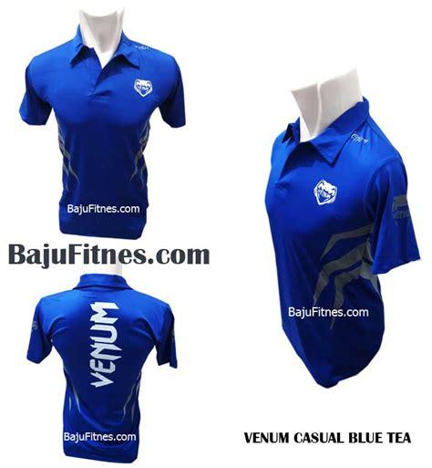 Baju Kaos Venum Blue 089506541896 tri beli kaos dewasa murah baju