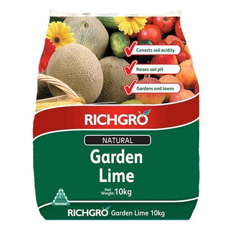 Garden Lime Richgro 10kg Garden Lime Bunnings Warehouse