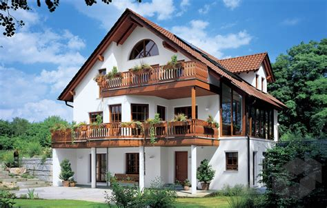 Schwarzwaldhaus Fertighaus by Ausstellungshaus Rheinau Linx Familia Weberhaus