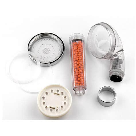 Kepala Shower Filter Aerator Y103 kepala shower filter aerator tranparant led sensor temperatur silver jakartanotebook