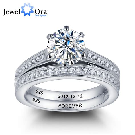 aliexpress buy personalized engrave wedding ring
