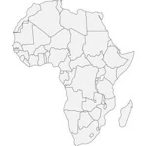 Blank Map Africa by Free Blank Africa Map In Svg Quot Resources Simplemaps Com