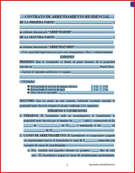 limite en arrendamiento de vehiculos 2016 contrato de arrendamiento puerto rico