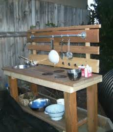 outdoor play kitchen let the children play reggio inspired learning