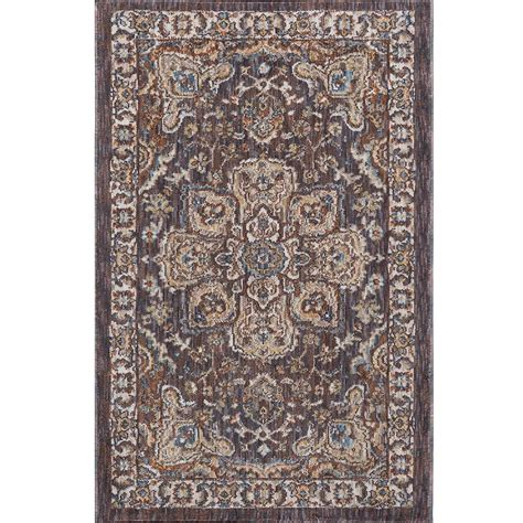 2 x 3 accent rugs tayse rugs fairview multi 2 ft x 3 ft accent rug fvw3301