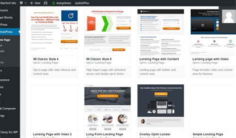 16 landing page builders reviewed and ranked martech wiz