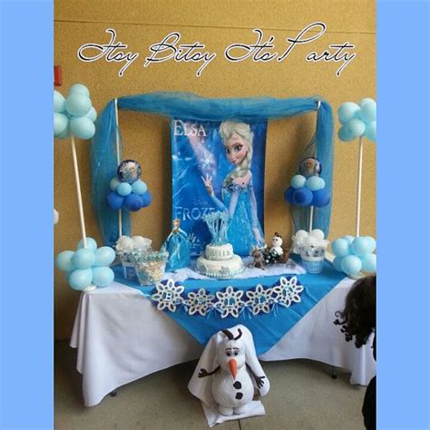 frozen themed party kelso 8 best images about party ideas on pinterest themed