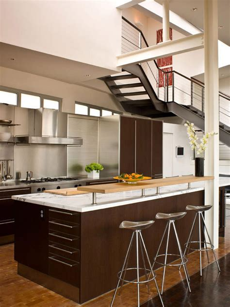 Open Kitchen Designs In Small Apartments Small Kitchen Island Ideas Pictures Tips From Hgtv Hgtv
