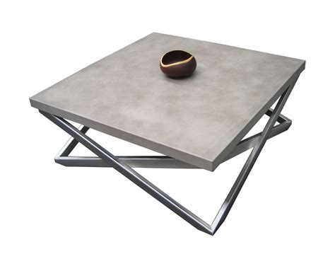 Custom Mobius Concrete Coffee Table By Trueform Concrete Mobius Coffee Table
