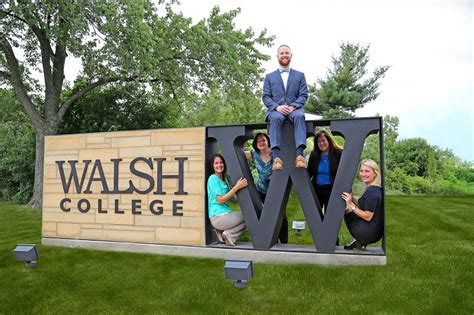 Walsh Mba Tuition by Novi Cus Walsh College Novi Business College Novi