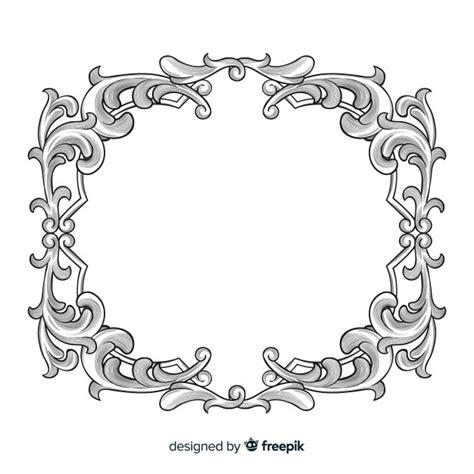 cornici ornamentali cornici dorate ornamentali disegnati a mano scaricare