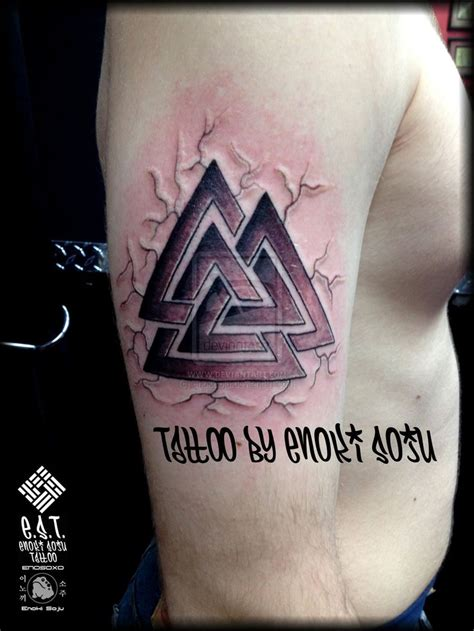 viking symbol tattoos the 50 best viking symbols tattoos images on