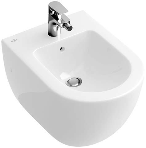 subway bidet subway bidets wall mounted 7400u0 villeroy boch