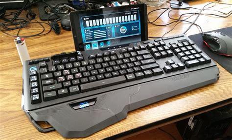 Keyboard Gaming Logitech G810 Spectrum Second logitech g910 spark keyboard review gadget review