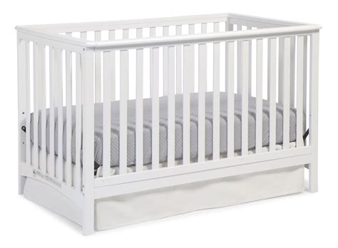 Storkcraft Crib Parts by Storkcraft Hillcrest 4 In 1 Convertible Crib White