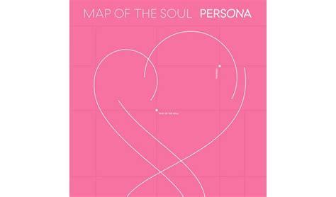 buy bts map   soul persona cd cds  vinyl argos
