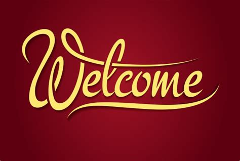 welcome page templates 19 welcome banner templates free sle exle