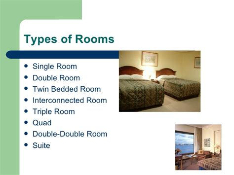 Room Types In A Hotel by Room Hotel Type Images