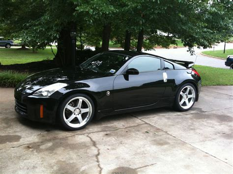 black nissan 350z blck350z 2006 nissan 350z specs photos modification info