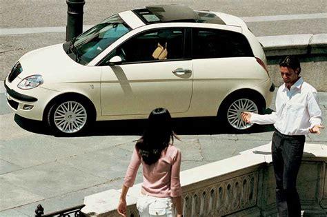 Lancia Ypsilon Dimensions Ypsilon 1 4 16v