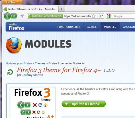 themes for firefox 35 10 excellents th 232 mes firefox 4 protuts net