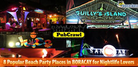 8 Places Guys Hang Out by 8 Hang Out Places To Hit At Sundown In Boracay The