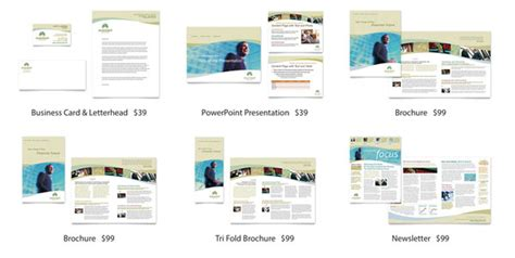 Free InDesign Template of the Month: Newsletter Layout