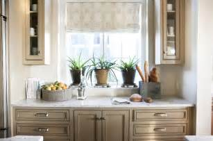 Taupe Painted Kitchen Cabinets Taupe Kitchen Cabinets Transitional Kitchen Grace Interiors