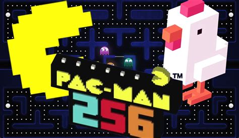 how long has crossy road been out crossy road pac man pacman 256 youtube