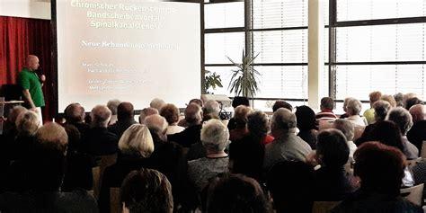 foyer kemnath volles haus zum auftakt der neuen vortragreihe