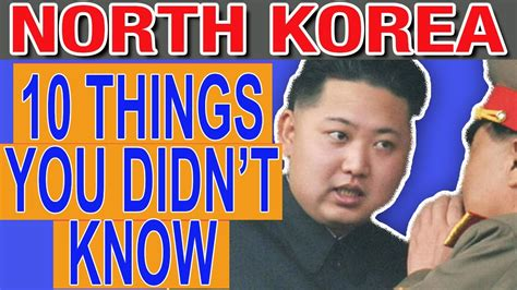 10 Things About Holzier You Didnt by 10 Things You Didn T About Korea How Africa News
