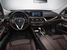 Bmw Gt Interior by New Bmw 6 Series Gt Unveiled Replaces 5 Series Gt