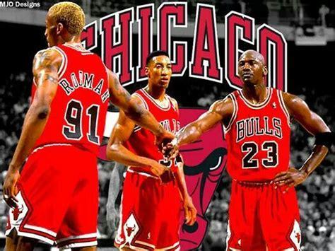 Mba Big 3 by Big Three Chicago Bulls Nba Chicago