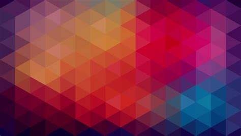 triangle pattern animation triangles hipster animation retro pattern of geometric