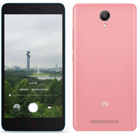 Hp Xiaomi Redmi 2 Pink xiaomi redmi note 2 2gb 16gb dual sim pink reviews price buy at nis store