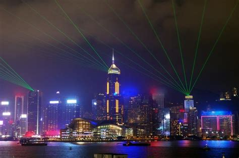 symphony of lights dinner cruise boating cruises in hong kong china lonely planet