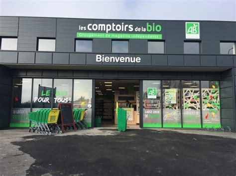 Les Comptoirs De La Bio by Les Mousquetaires Renforcent Leur Pr 233 Sence Sur Le March 233
