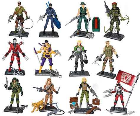 Jo In Sound Toys g i joe collectors club figure subscription service 3 0