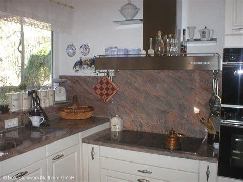 küchenarbeitsplatte glas r 252 ckwand k 252 che obi