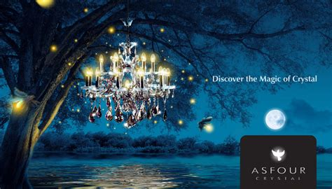 Asfour Crystal Chandelier By Hassanydesign On Deviantart Chandelier Advertising