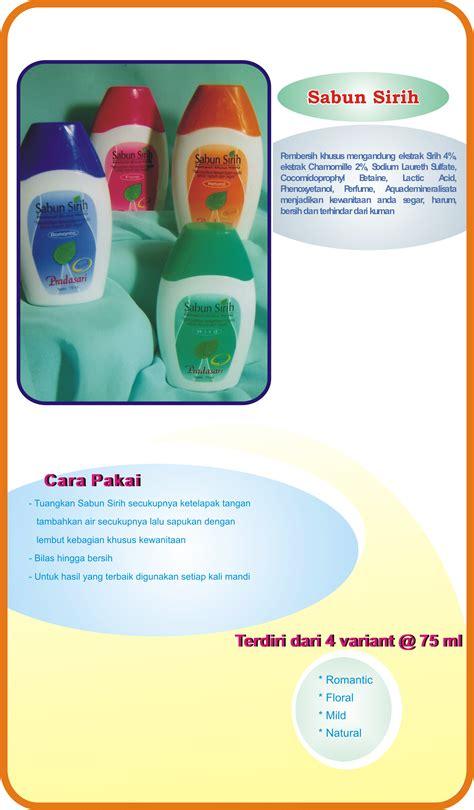 Sabun Sirih Sumber Ayu sabun sirih pradasari cosmetics store