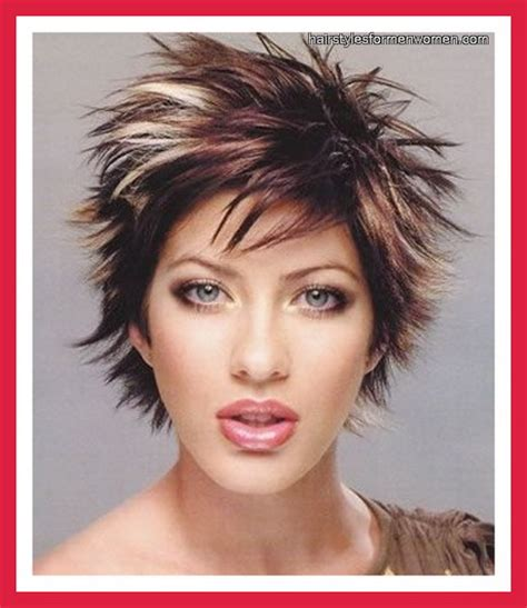 medium spiky hairstyles for short spiky hairstyles for women