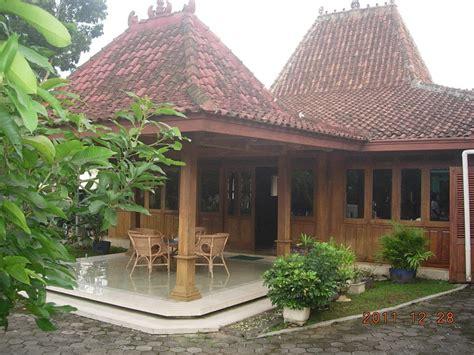 desain interior rumah etnik jawa 45 desain rumah joglo khas jawa tengah desainrumahnya com