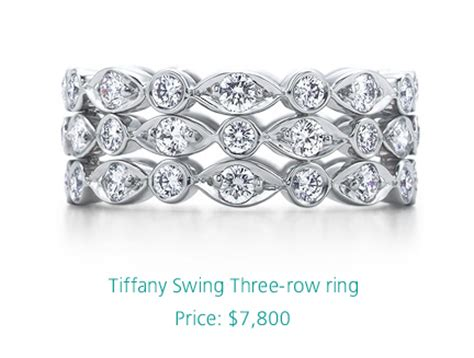 tiffany swing ring tiffany rings collection fashion trends