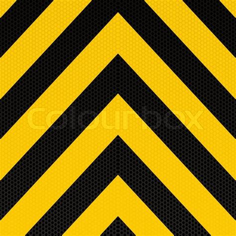 pattern yellow black yellow and black arrow background with hexagon pattern