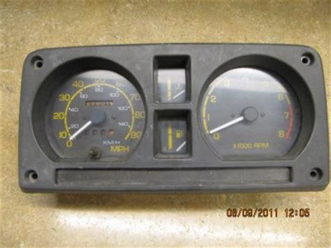 electronic throttle control 1989 suzuki sidekick instrument cluster service manual instrument cluster repair 1992 suzuki