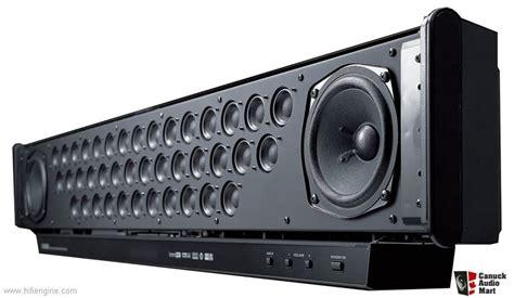 best buy yamaha sound bar yamaha ysp 900 soundbar and yamaha yst fsw100 powered