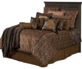 western velvet rustic comforter set rustic